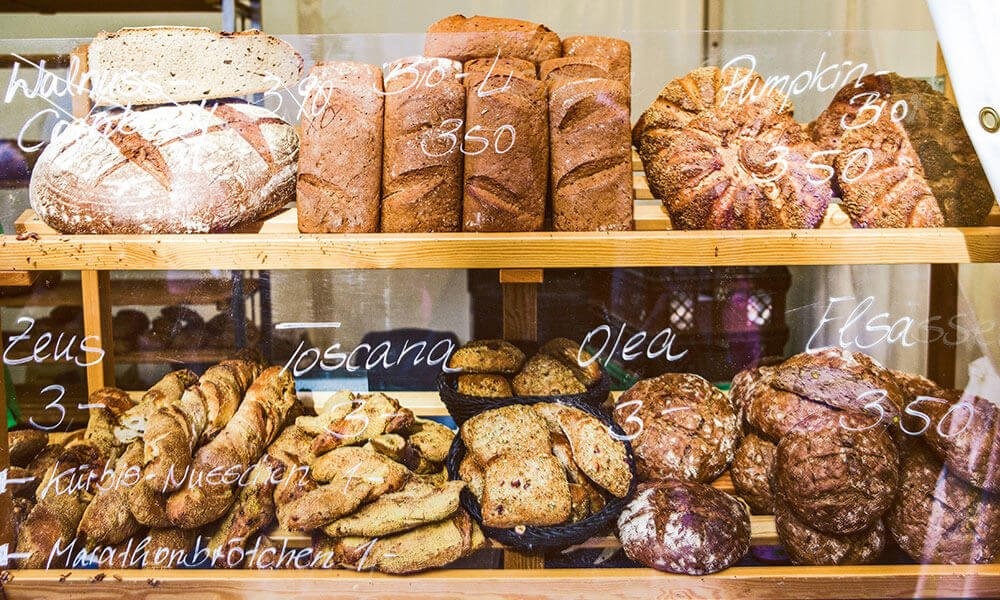 Bakery Display