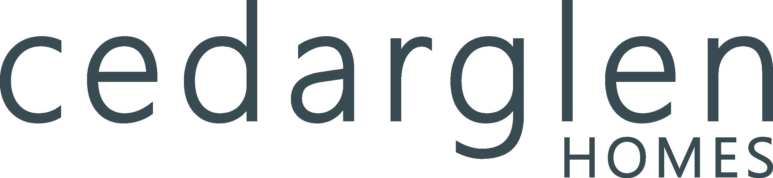 Cedarglen Homes Logo